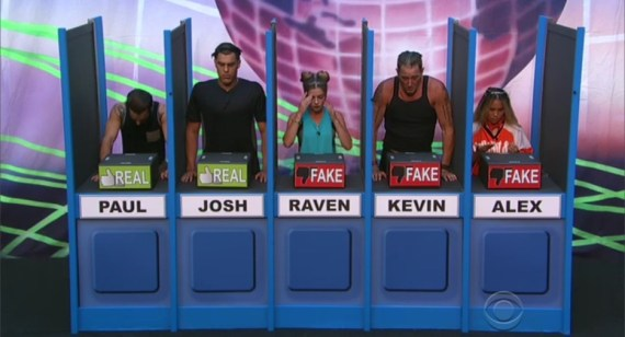 Big Brother 19 Week 11 Power of Veto Competition