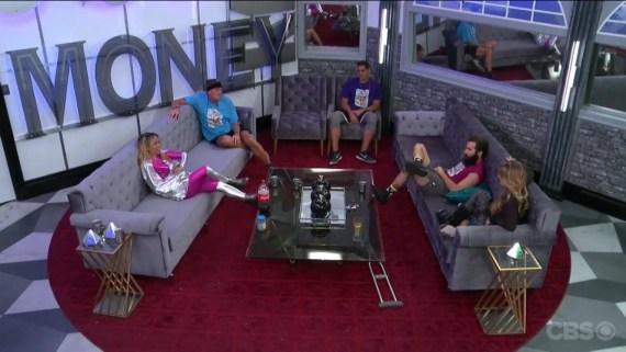 Big Brother 19 Final Five Houseguests