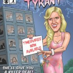 Big brother 19 BB Comics-Jillian Parker