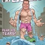 Big Brother 19 BB Comics-Mark Jansen