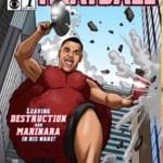 Big Brother 19 BB Comics Josh Martinez