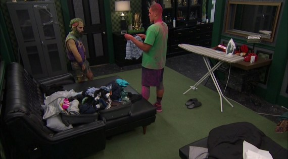 Big Brother 19 Josh Martinez and Paul Abrahamian