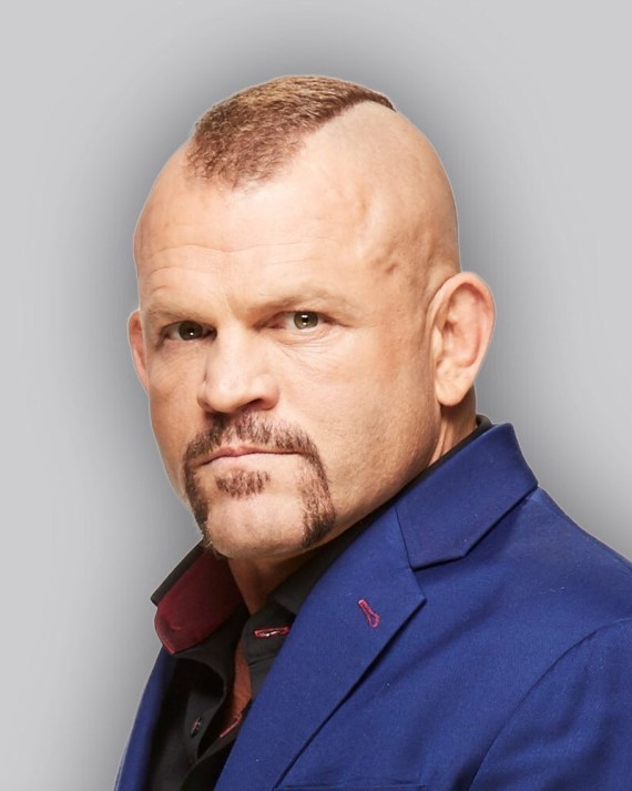 Celebrity Big Brother Chuck Liddell