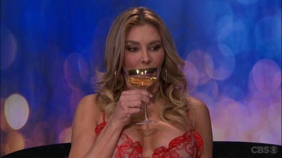 Celebrity Big Brother Brandi Drinks