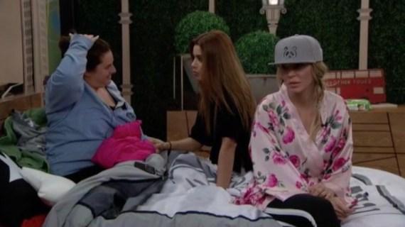 Celebrity Big Brother Marissa Jaret Winokur, Adriana Guiterrez, Brandi Glanville