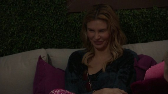 Celebrity Big Brother Brandi Glanville Tries to Backdoor Shannon Elizabeth