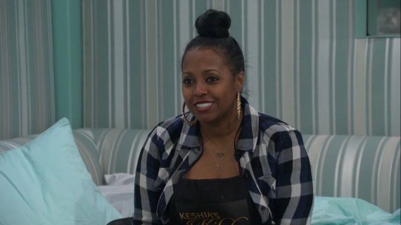 Celebrity Big Brother-Keshia Knight Pulliam