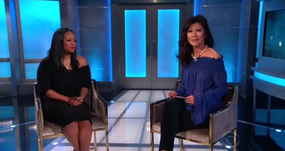 Celebrity Big Brother Keshia Knight Pulliam and Julie Chen