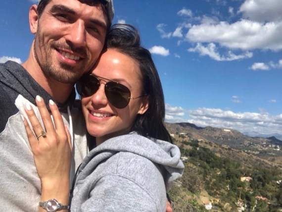 Jessica Graf and Cody Nickson Engaged