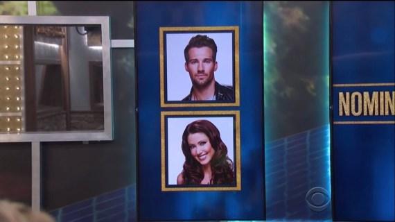 Celebrity Big Brother Week 2.5 Nominations: Shannon Elizabeth and James Maslow