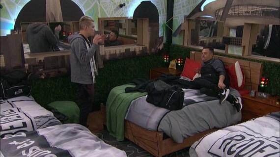 Celebrity Big Brother Ross Mathews and Mark McGrath