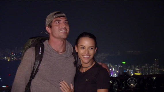 Big Brother 19's Jessica Graf and Cody Nickson The Amazing Race 30 Winners
