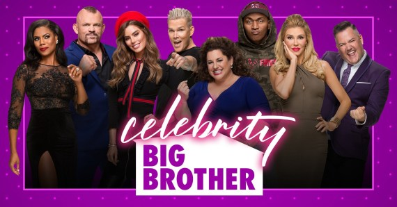Celebrity Big Brother Promo Pic