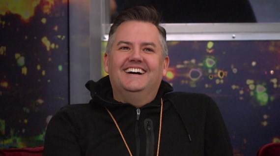 celebrity Big brother Ross Mathews