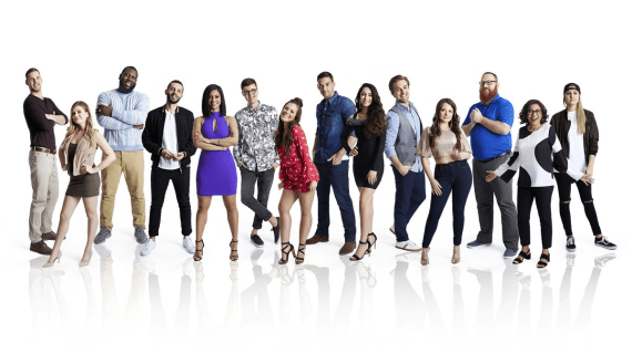 Big Brother Canada 6 Cast