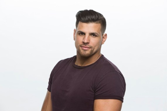 Big Brother 20 Cast-Faysal Shafaat