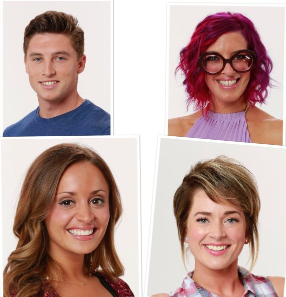 Big Brother 20 Cast-First Impressions