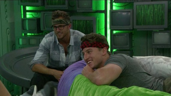 Big Brother 20 Winston Hines and Brett Robinson