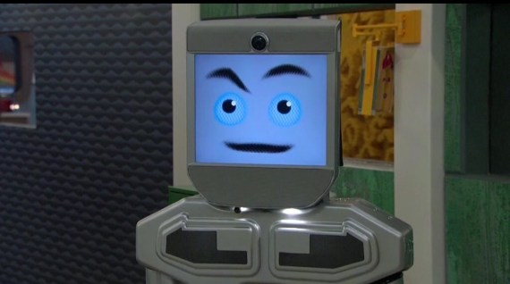 Big Brother 20-Robot Sam/Sam Bot