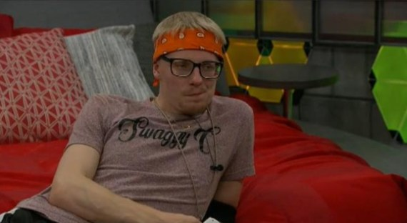 Big Brother 20 Scottie Salton HOH