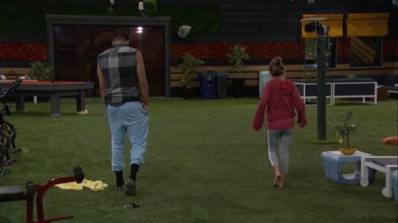 Big Brother 20-Faysal Shafatt and Kaitlyn Herman