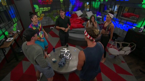 Big Brother 20-Level 6 Learns Sam's Secret