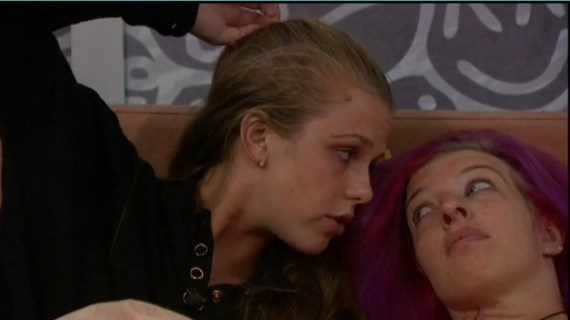 Big Brother 20 Haleigh Broucher and Angie Rockstar Lantry