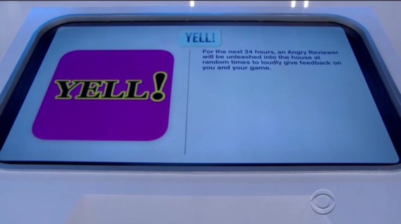 Big Brother 20-Yell App