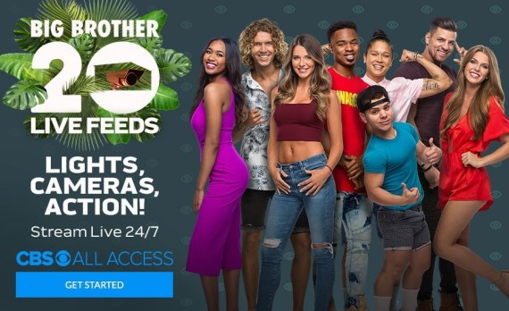 Big Brother CBS All Access