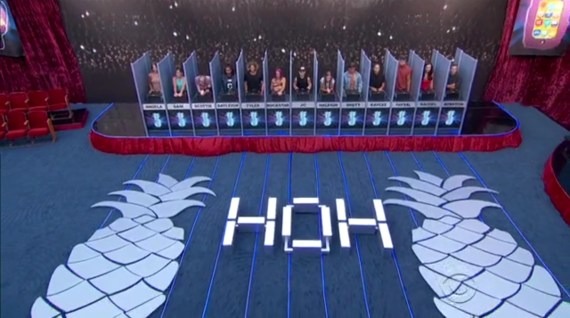 Big Brother 20 Week 3 Head of Household Competition