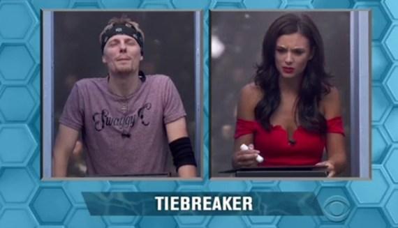 Big Brother Head of Household Week 3-Scottie Salton and Rachel Swindler
