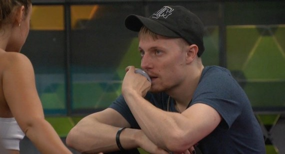 Big Brother 20-Scottie Salton
