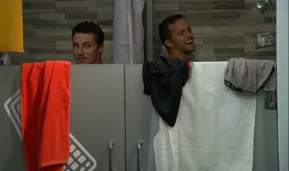 Big Brother 20's Brett and Winston