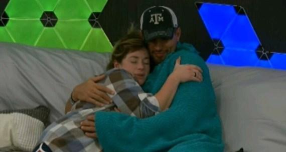 Big Brother 20-Faysal Shafaat and Sam Bledsoe