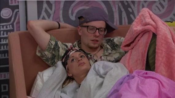 Big Brother 20-Scottie Salton and Kaitlyn Herman