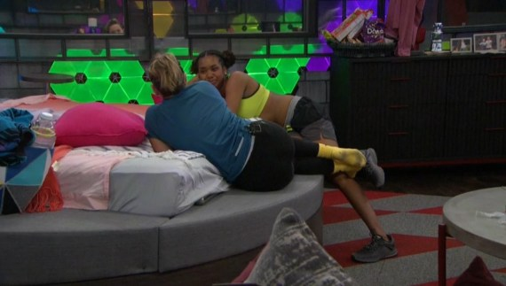 Big Brother 20-Sam Bledsoe and Bayleigh Dayton