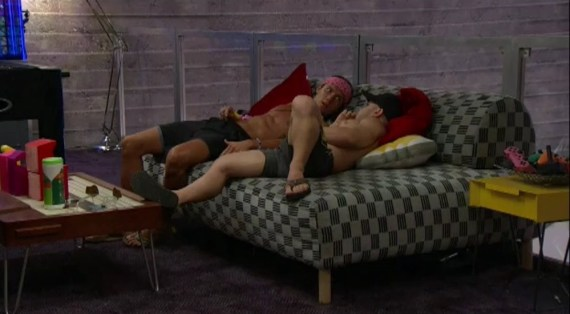 Big Brother 20-Tyler Crispen and Jc Mounduix