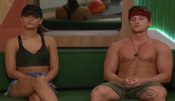 Big Brother 20 Brett Robinson and Rachel Swindler