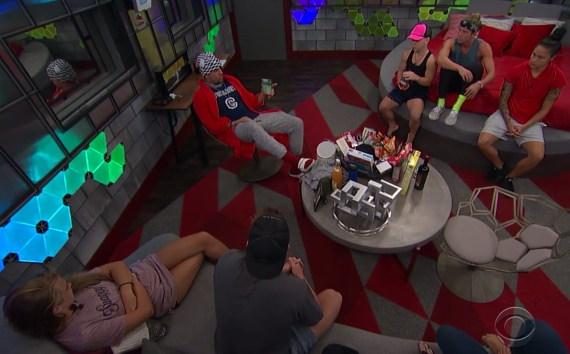 Big Brother 20 HOH Room