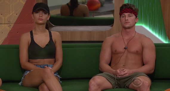 Big Brother 20-Rachel Swindler and Brett Robinson
