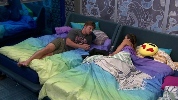 Big Brother 20-Angela Rummans and Brett Robinson