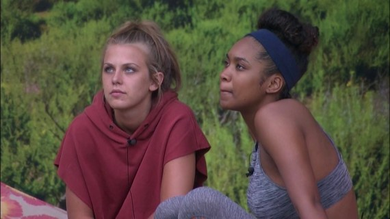 Big Brother 20 Bayleigh Dayton and Haleigh Broucher