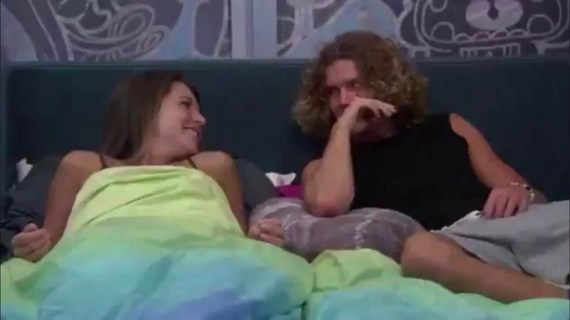 Big Brother 20 Angela Rummans and Tyler Crispen
