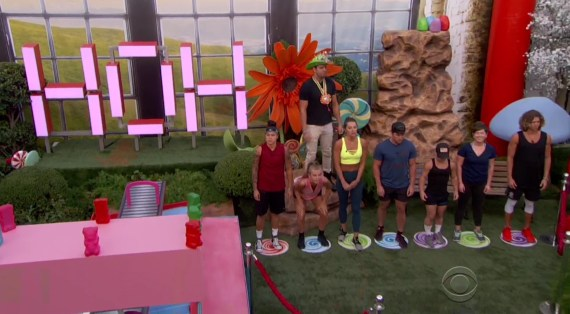 Big Brother 20 Head of Household Week 9