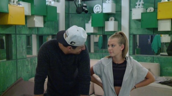 Big Brother 20 Spoilers Day 66: Haleigh and Faysal Reflect