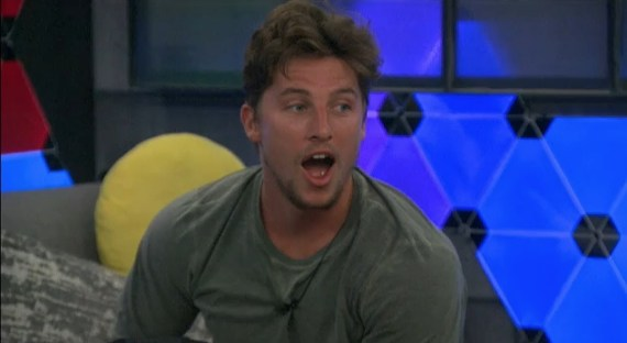 Big Brother 20 Brett Robinson