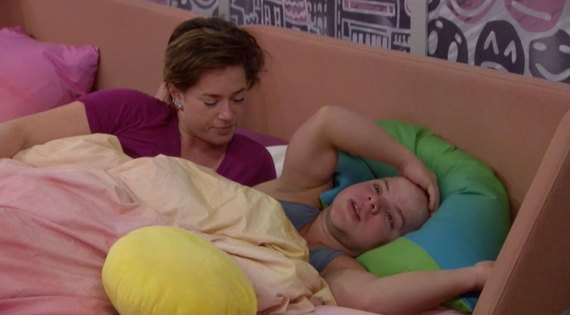 Big Brother 20 Sam and JC
