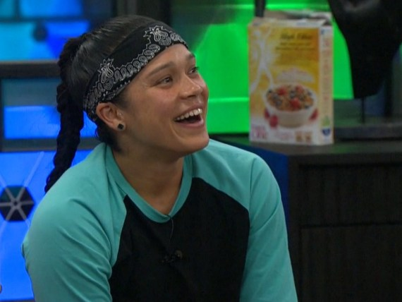 Big Brother 20 Kaycee Clark