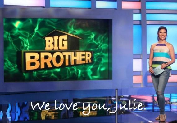 Big Brother 20 Julie Chen