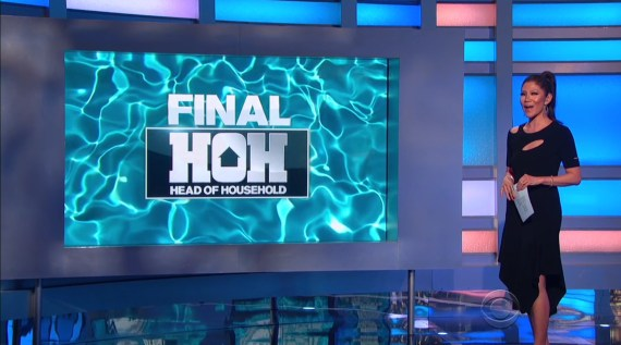 Big brother 20 Final HOH Comp